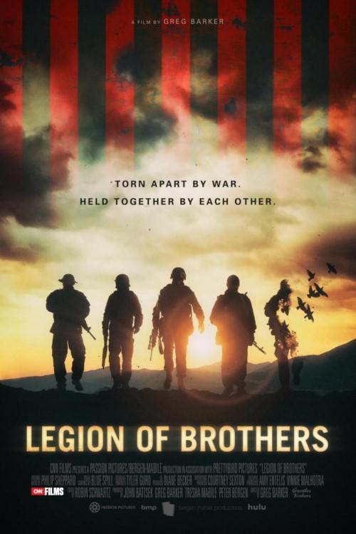 دانلود مستند Legion Of Brothers 2017